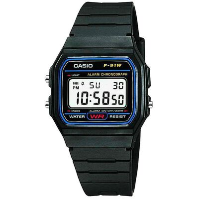 Reloj Casio F-91w-1dg