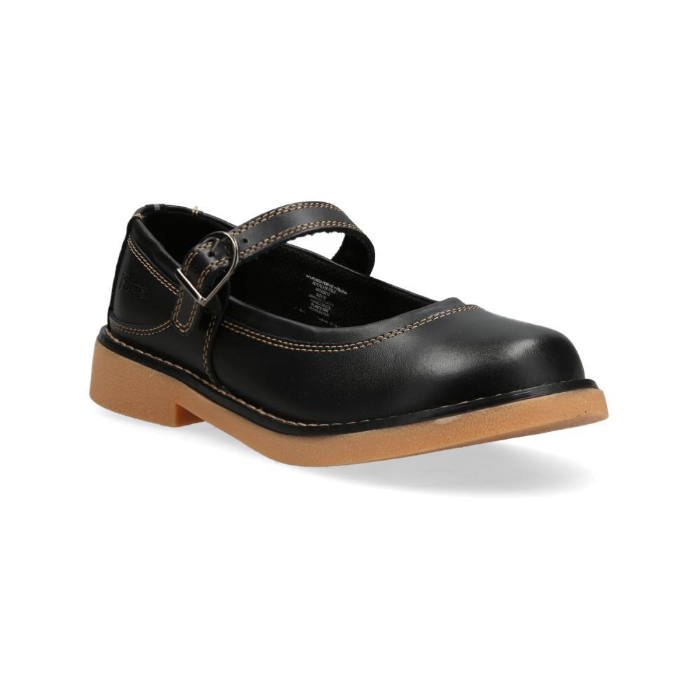 Zapato Escolar Mujer Pluma image number 0.0
