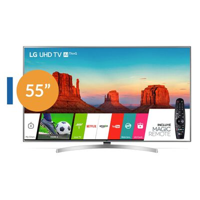 "Led Lg 55Uk6550 / 55"" / Ultra Hd / 4K / Smart Tv"