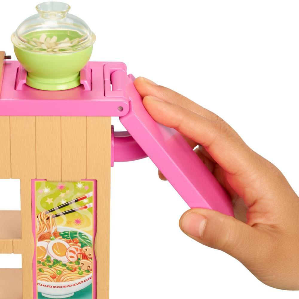 Muñeca Barbie Cocina De Fideos image number 5.0