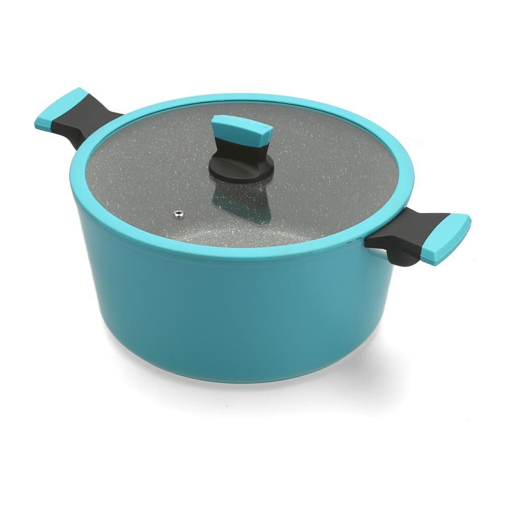 Bateria De Cocina Kitchenware Soho 8 Pz / 8 Piezas image number 2.0