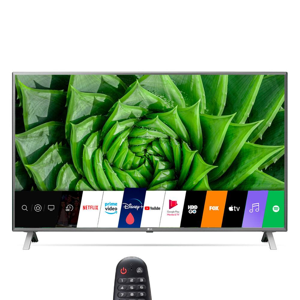 """Led LG 50UN8000 / 50"""" / Ultra Hd 4K / Smart Tv 2020 image number 1.0"""