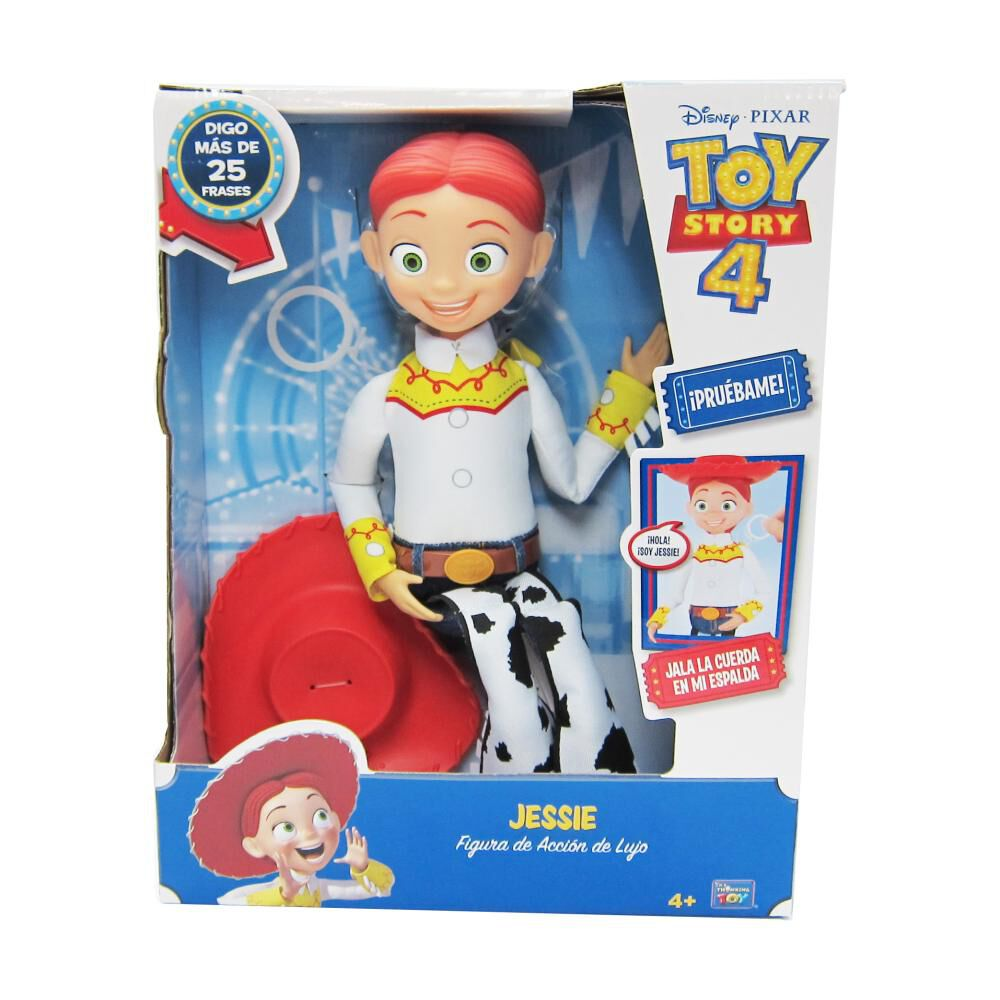 Figura Toy Story Jessie Con Sonido 30 Frases image number 0.0