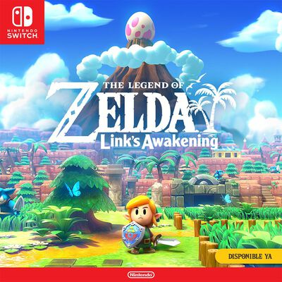 Juego Nsw The Legend Of Zelda: Links Awakening