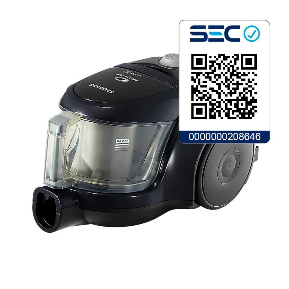 Aspiradora Samsung Vcc4580V3K/X image number 3.0