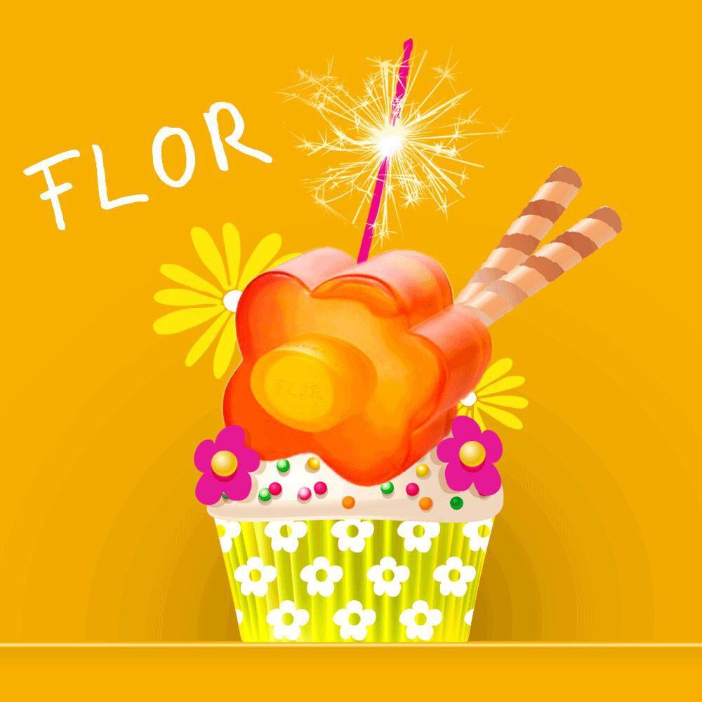 Perfume Flor Agatha Ruiz / 50 Ml / Edt + Nail Glitter image number 3.0