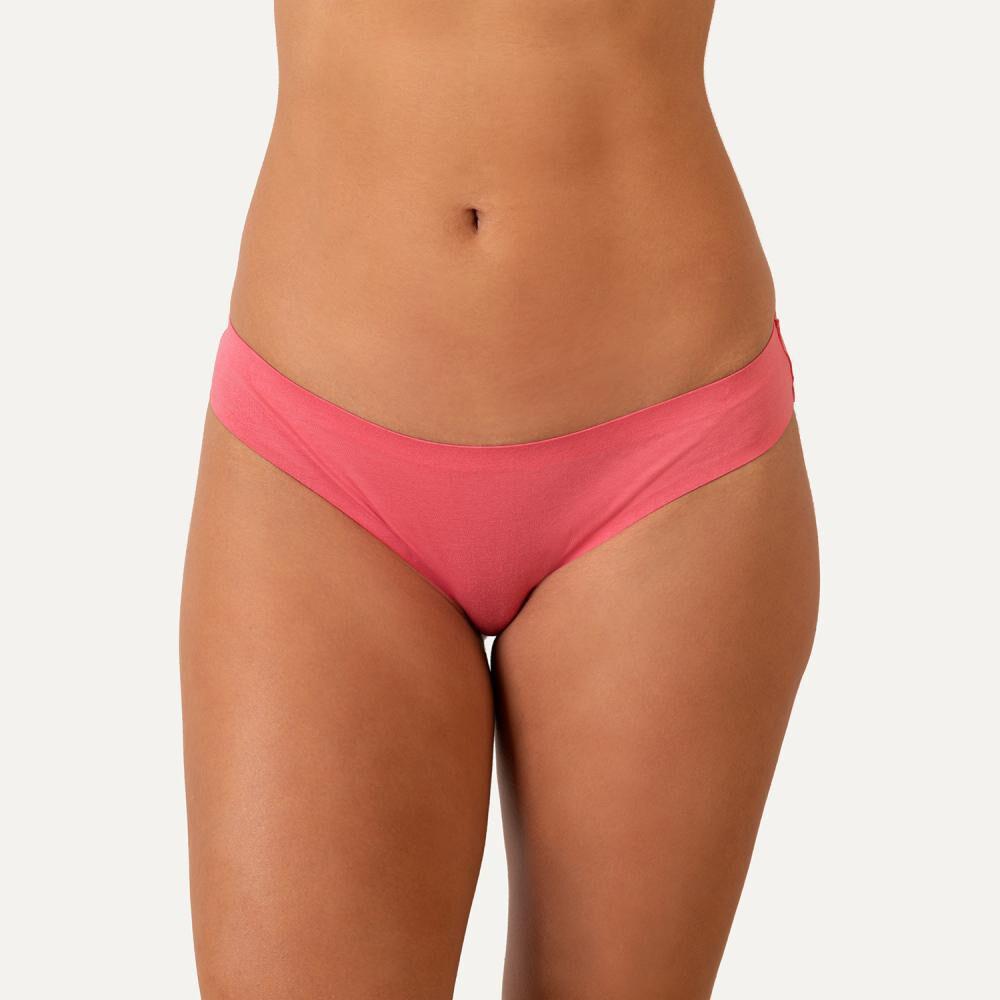 Calzon Bikini Flores Sin Demarcación / Pack 3 image number 3.0