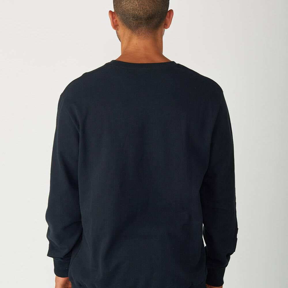Polerón Hombre Zoo York Crew Neck Charged image number 1.0