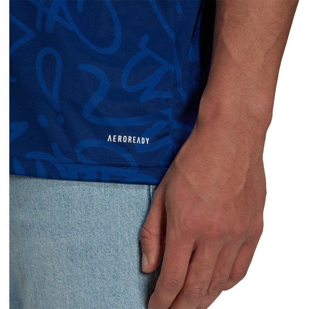 Camiseta De Fútbol Hombre Adidas Real Madrid 21/22 image number 4.0