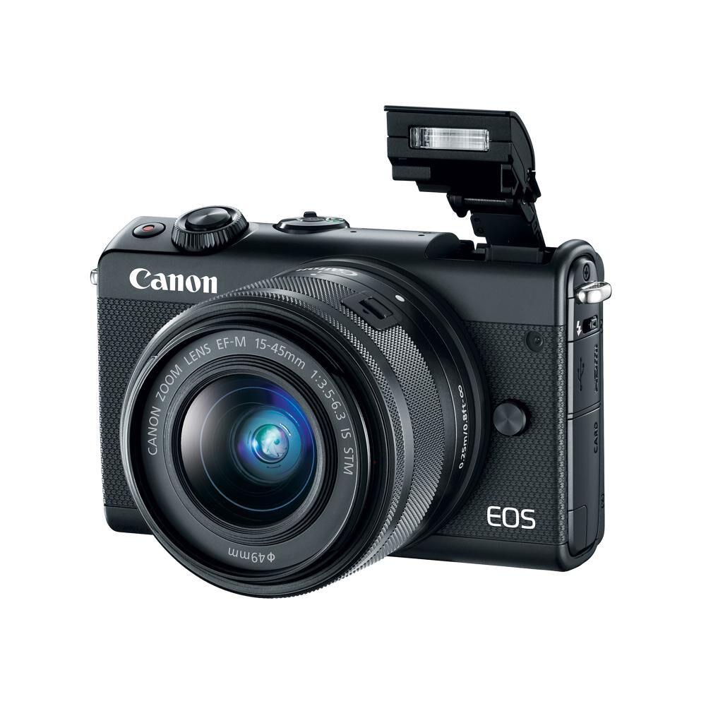 Cámara Fotográfica Canon Eos M100 image number 1.0