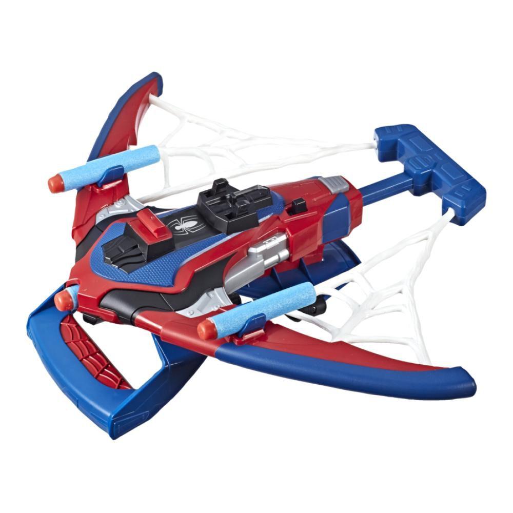 Juguete Interactivo Spiderman Spiderbolt Blaster image number 0.0