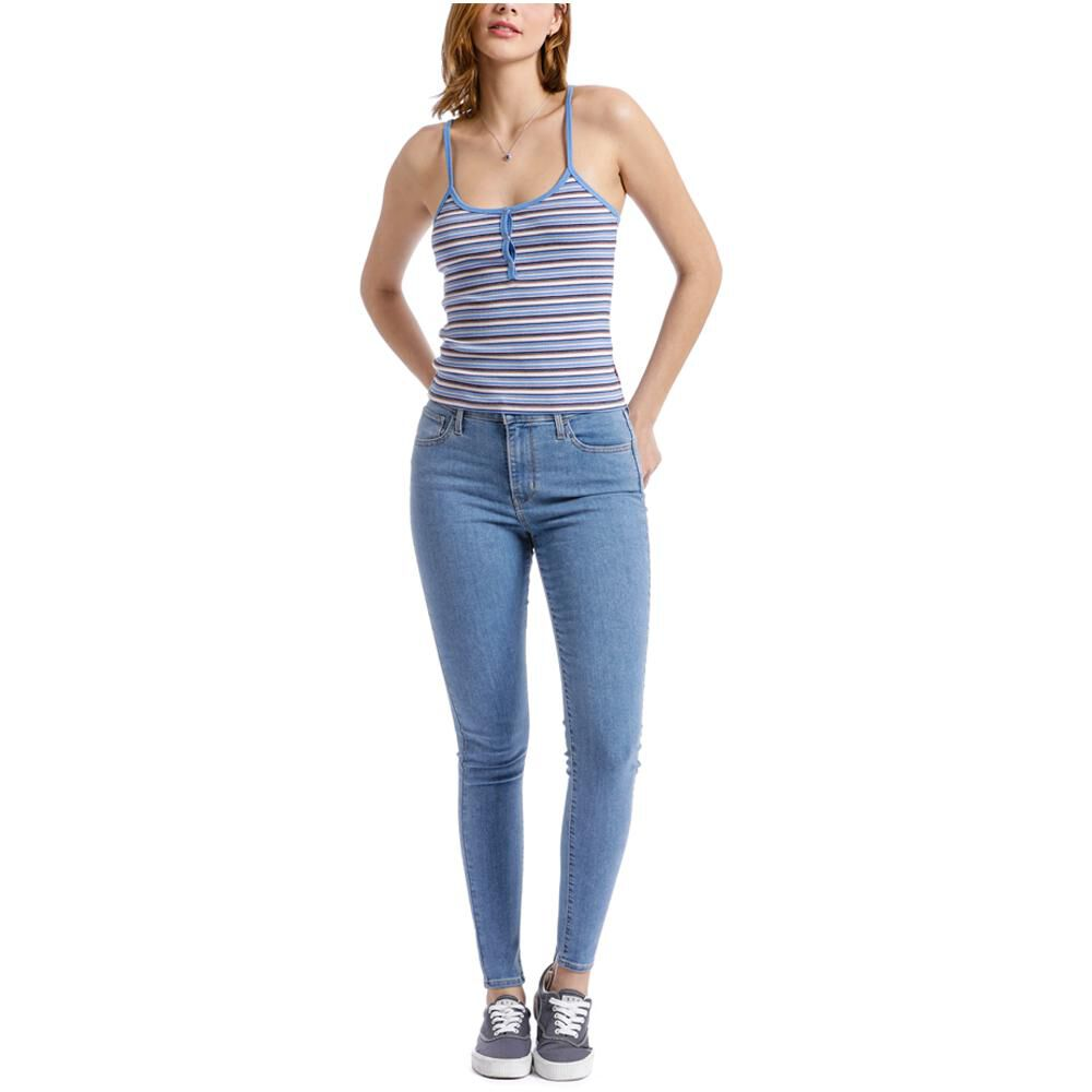 Jeans Mujer Super Skinny Tiro Alto Levi S 720 En Oferta Hites Com