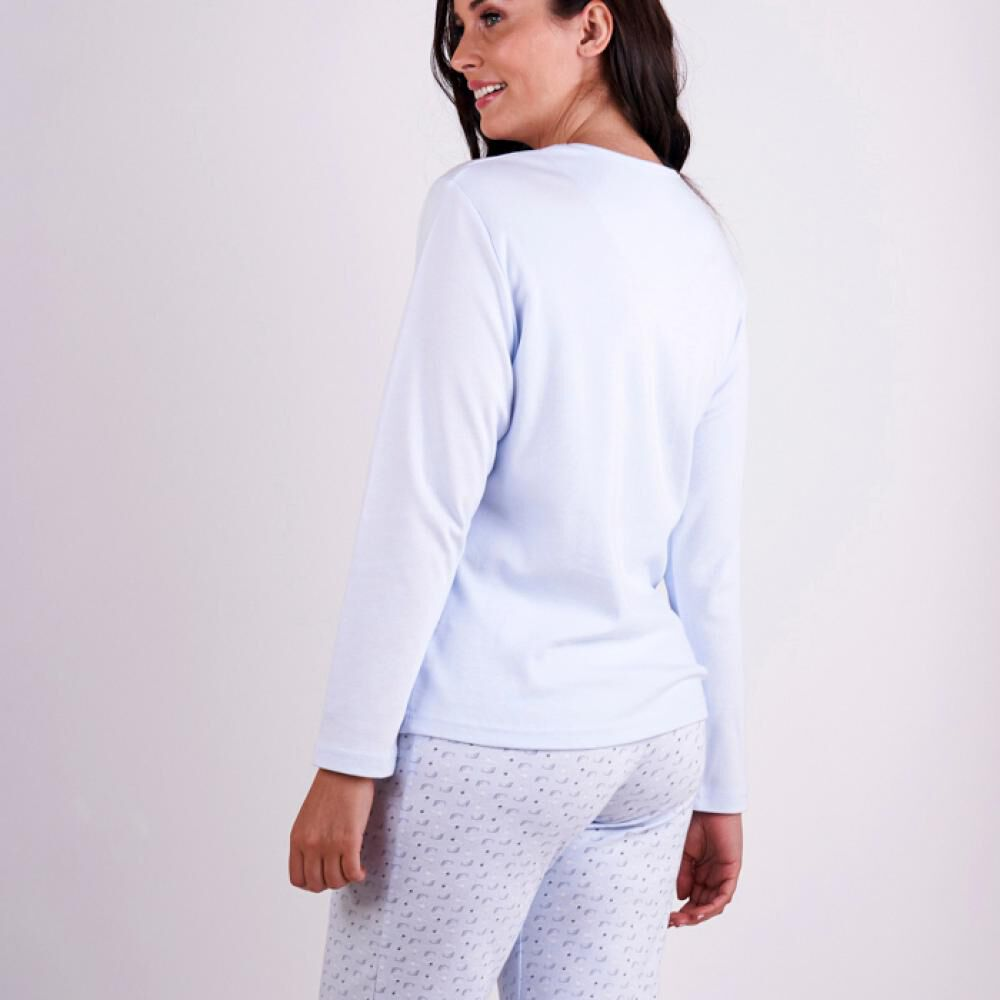 Pijama  Mujer Kayser image number 1.0