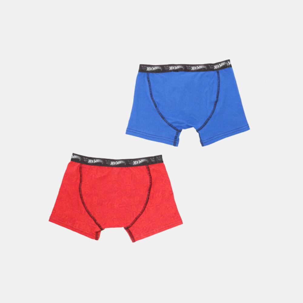 Pack Boxer Infantil Hotwheels / 2 Unidades image number 0.0