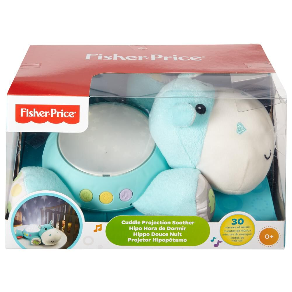 Peluche Didactico Fisher Price Hipo Hora De Dormir image number 2.0
