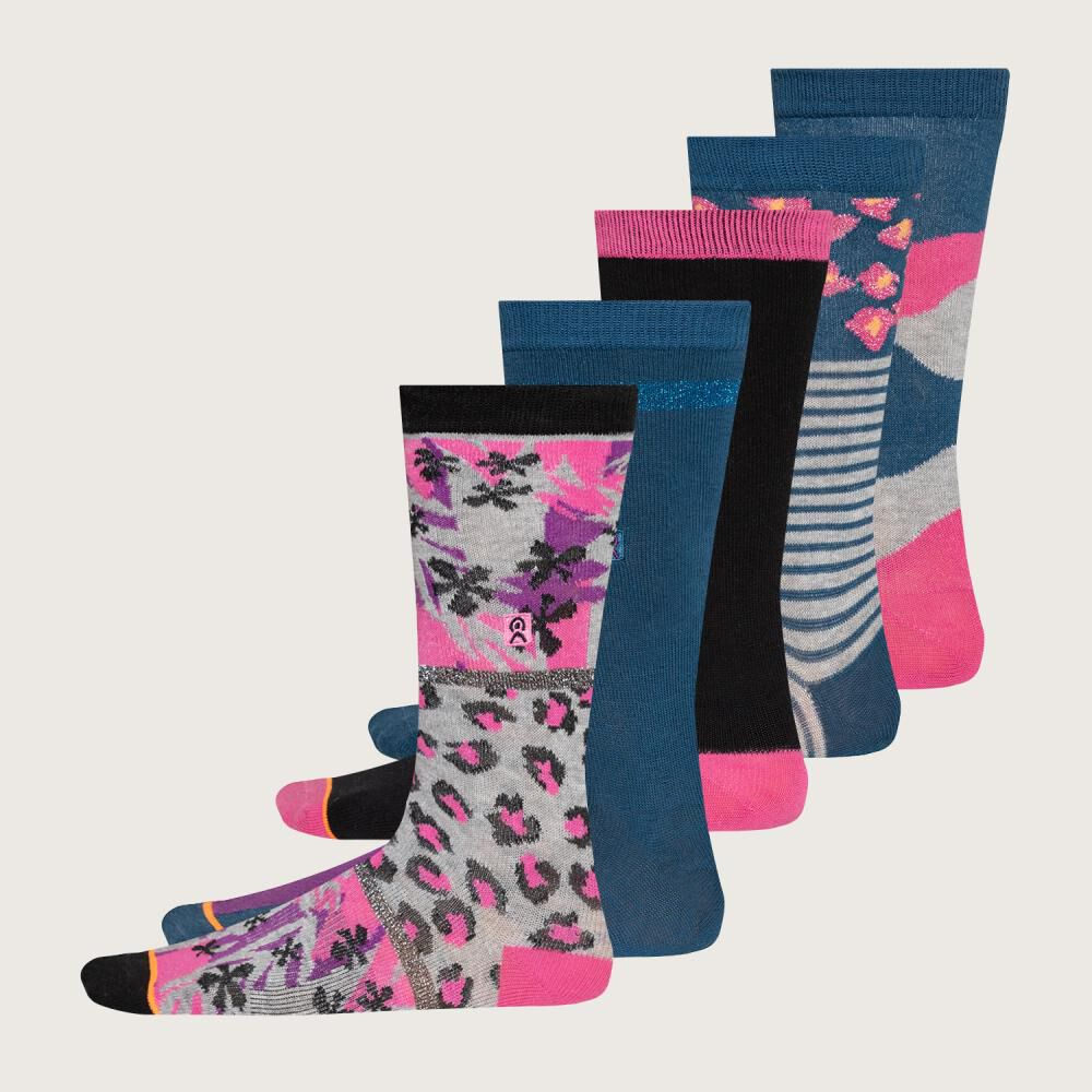 Calcetines Largos Enersocks / 5 Pares image number 0.0