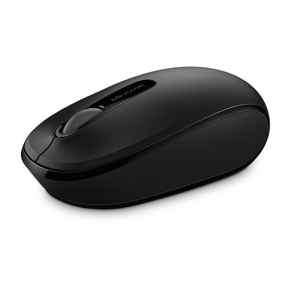 Mouse Microsoft Mobile 1850 Negro image number 0.0