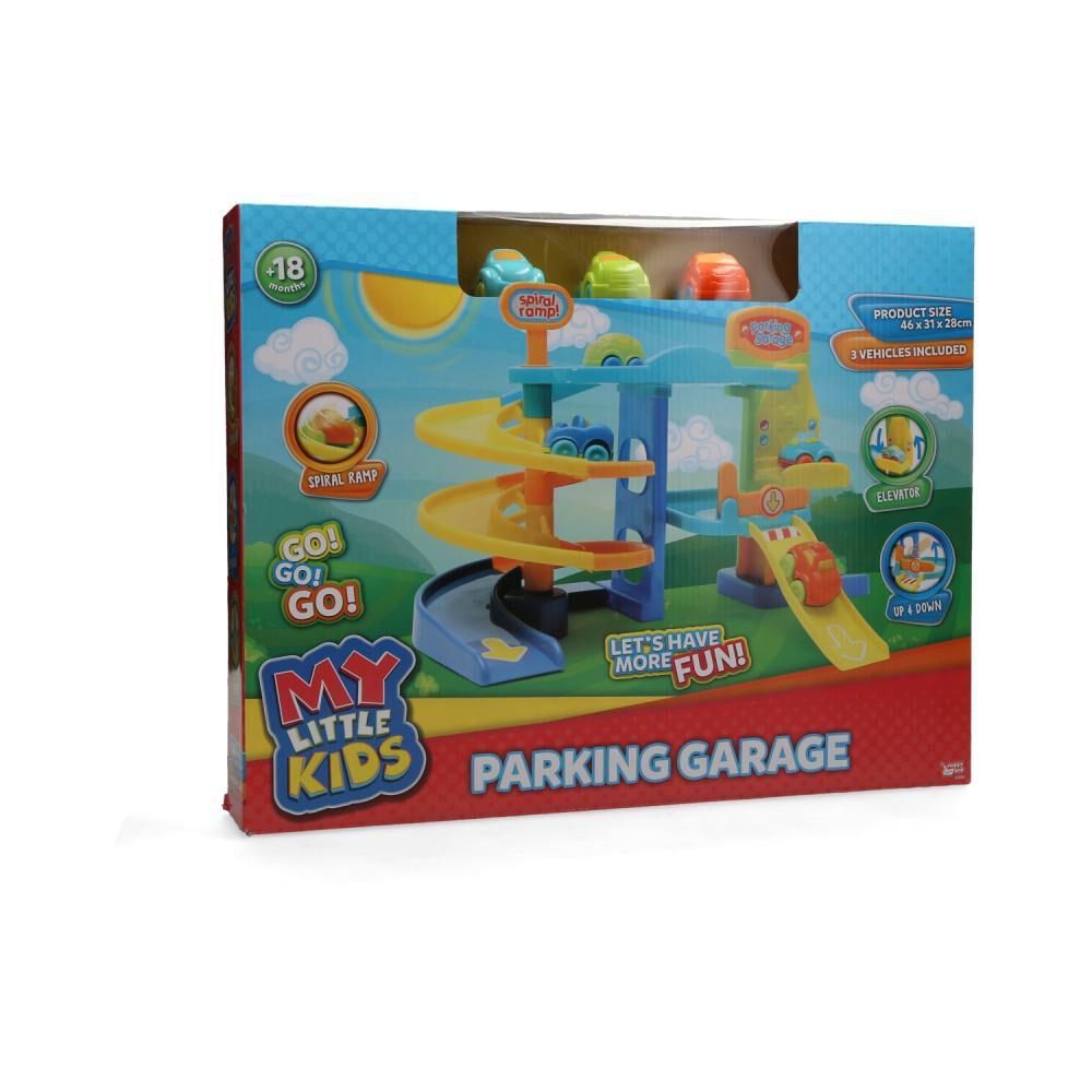 Juegos Happy Line Parking Garage image number 1.0