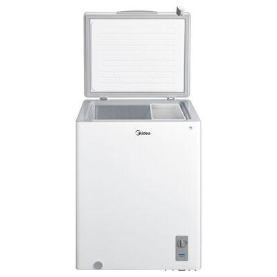 Freezer Midea Frío Directo Mfh-1430b186c 142 Litros