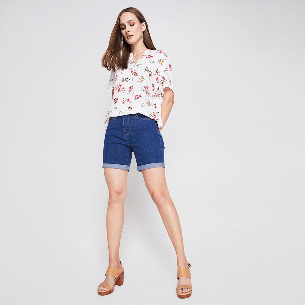 Blusa Full Print Mujer Geeps image number 1.0
