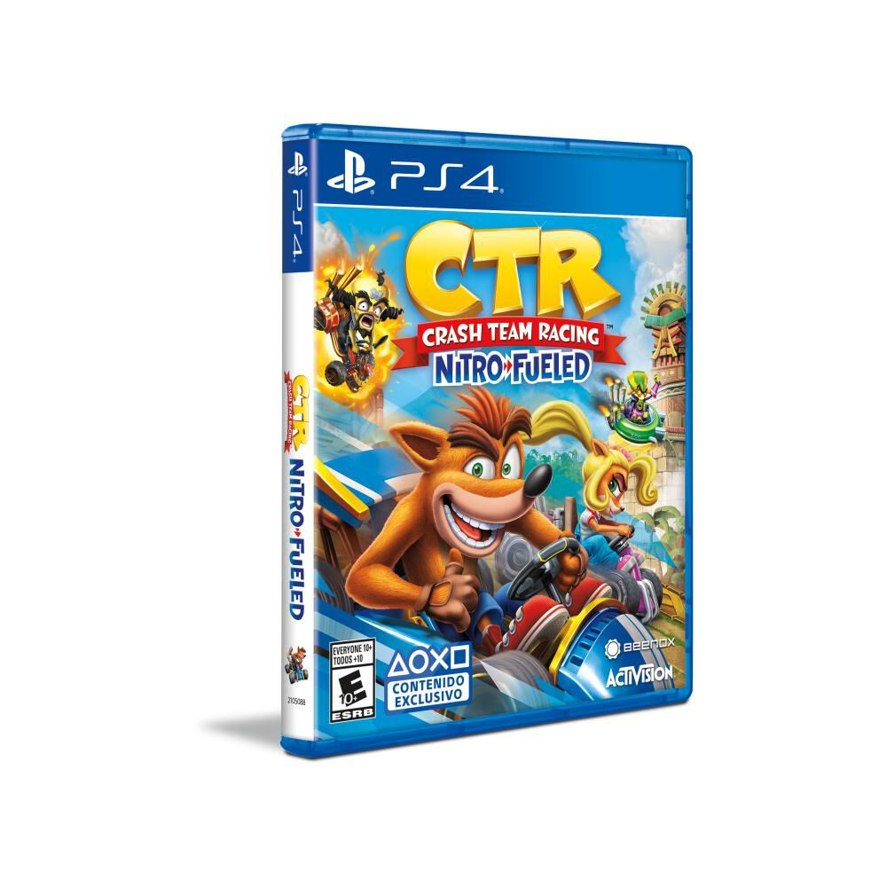 Juego Ps4 Crash Team Racing image number 2.0