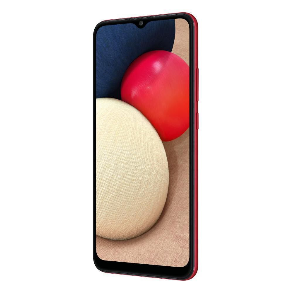 Smartphone Samsung A02S Rojo / 32 Gb / Liberado image number 4.0