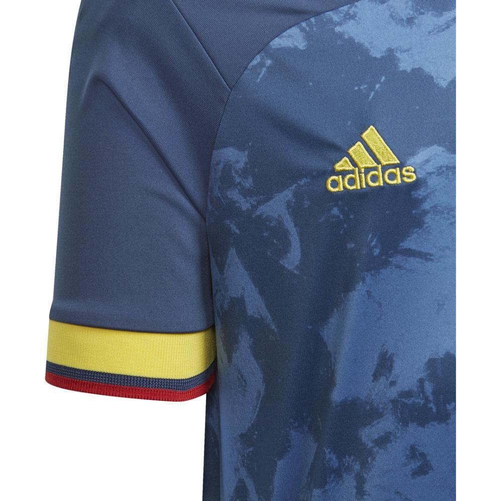 Camiseta De Futbol Hombre Adidas Segunda Equipación Colombia image number 2.0