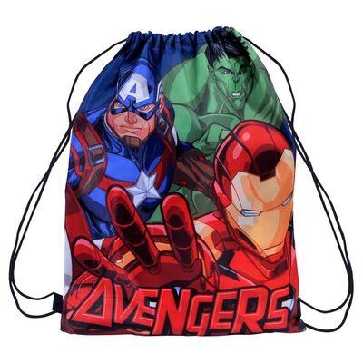 Toalla Playa Con Bolso Disney Avengers Heroes