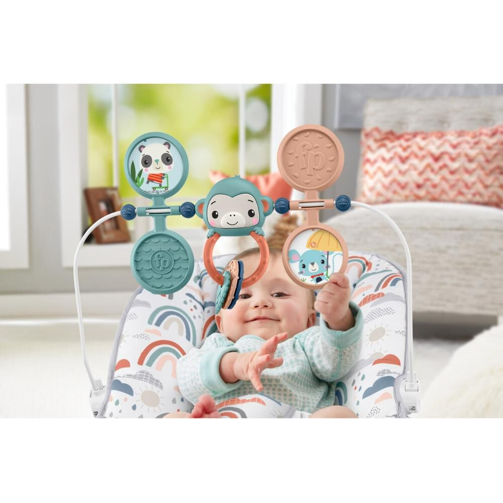 Silla Mecedora Arcoíris Fisher-price Baby image number 5.0