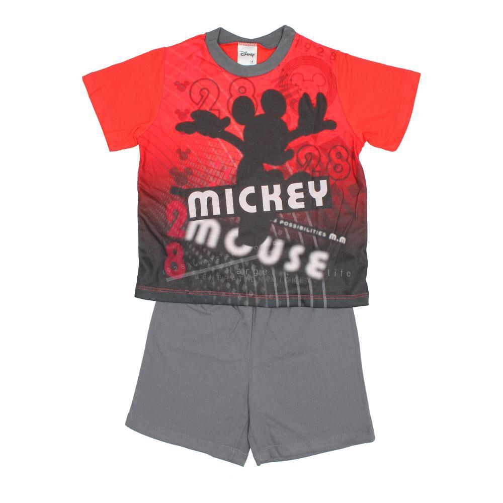 Pijama Niño Mickey image number 0.0