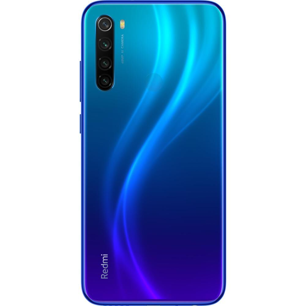 Smartphone Xiaomi Redmi Note 8 2021 Azul / 64 Gb / Liberado image number 1.0