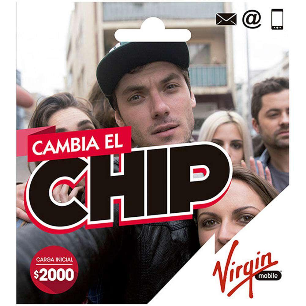 Chip Virgin Blister image number 0.0