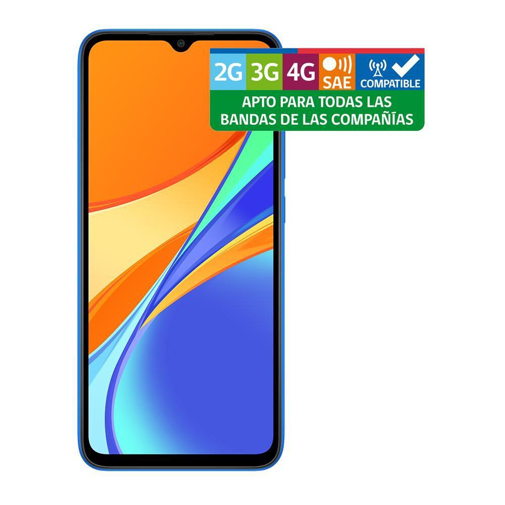 Smartphone Xiaomi Redmi 9c 32 Gb - Entel image number 2.0
