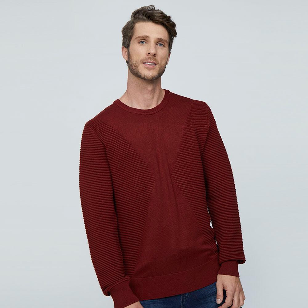 Sweater  Hombre Az Black image number 0.0