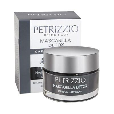 Mascarilla Detox Petrizzio Carbon - Arcillas