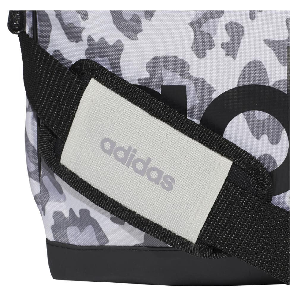 Bolso Adidas Duffle S Leopard image number 3.0