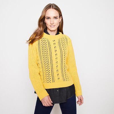 Sweater Tejido Mujer Kimera
