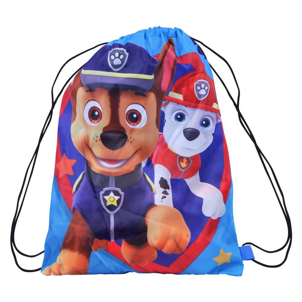 Toalla Playa Con Bolso Disney Paw Patrol Escudo image number 1.0
