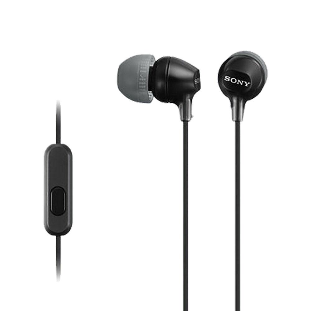 Audifonos Sony Mdr-Ex15Ap Negro image number 1.0