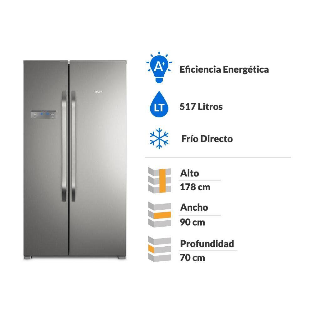 Refrigerador Fensasfx500 / No Frost / 517 Litros image number 1.0