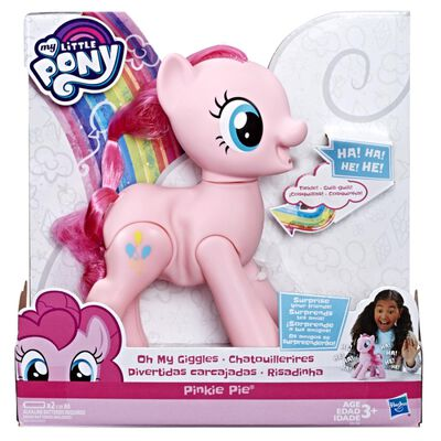 Muñeca My Little Pony Pinkie Pie Divertidas
