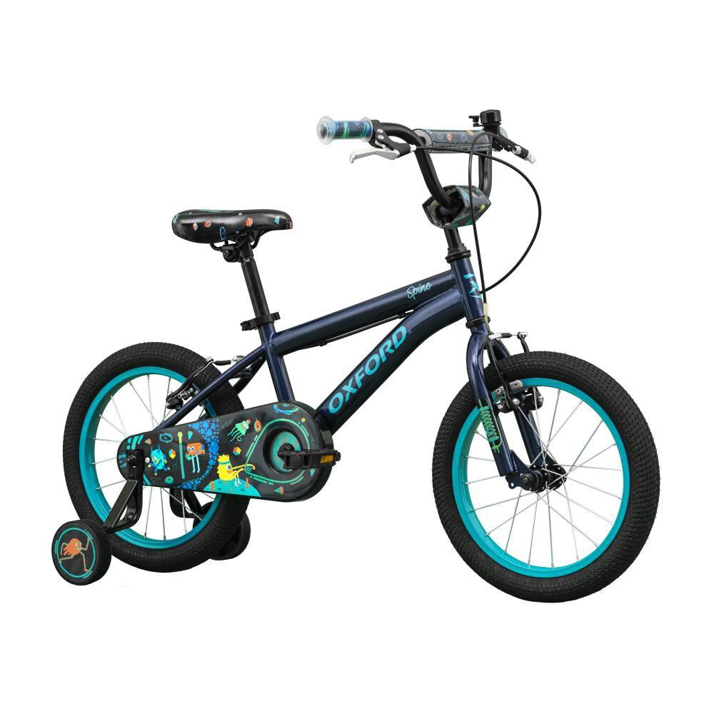 Bicicleta Infantil Oxford Spine / Aro 16 image number 1.0