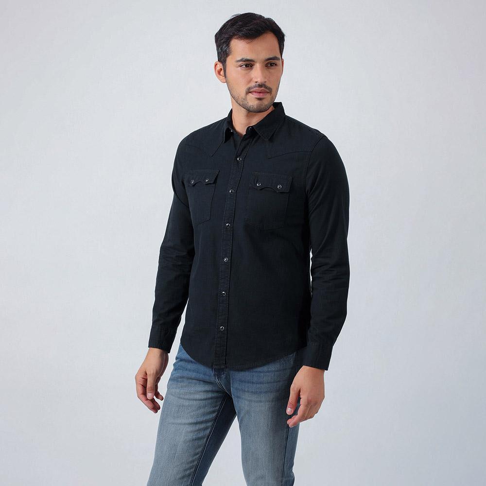 Camisa Denim Hombre Lee image number 0.0