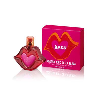 Perfume Agatha Ruiz De La Prada Beso / 50 Ml / Edt /