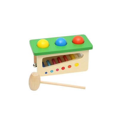 Juguete De Madera Baby Way Cajita Para Martillar Bw-Jm15