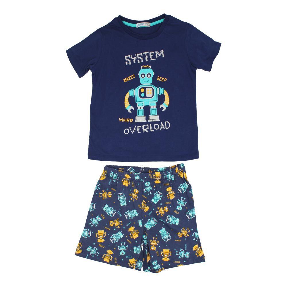 Pijama Unisex Topsis / 2 Piezas image number 0.0
