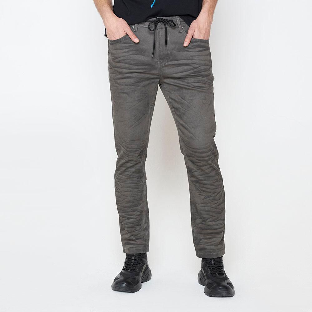 Jeans Jogger Hombre Rolly Go image number 0.0
