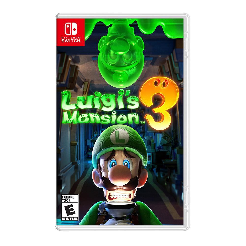 Juego Nintendo Switch Luigi'S Mansion 3 image number 0.0