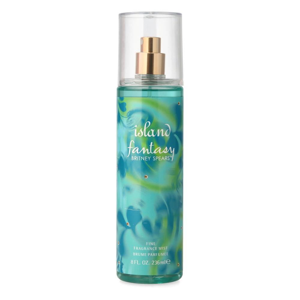 Perfume Mujer Island Fantasy Britney Spears / 236 Ml / Brume Parfumee image number 0.0