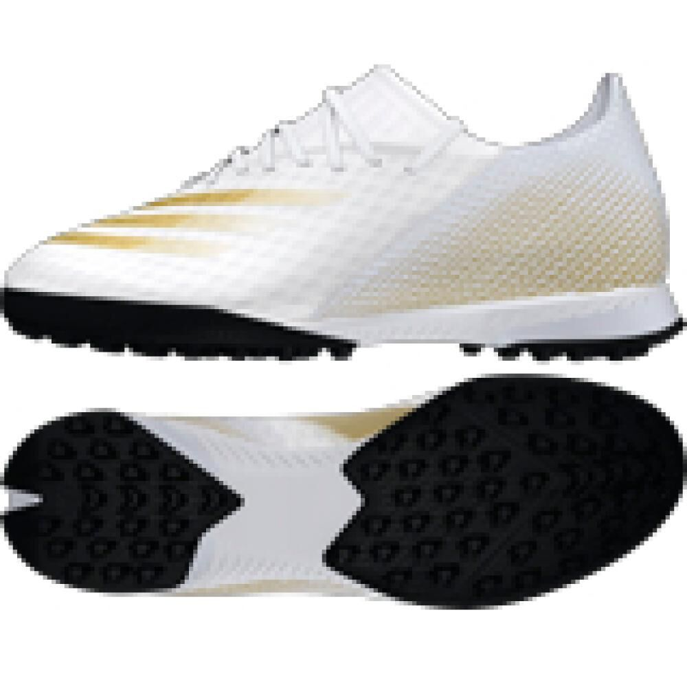 Zapatilla Baby Fútbol Hombre Adidas X Ghosted.3 Tf image number 4.0
